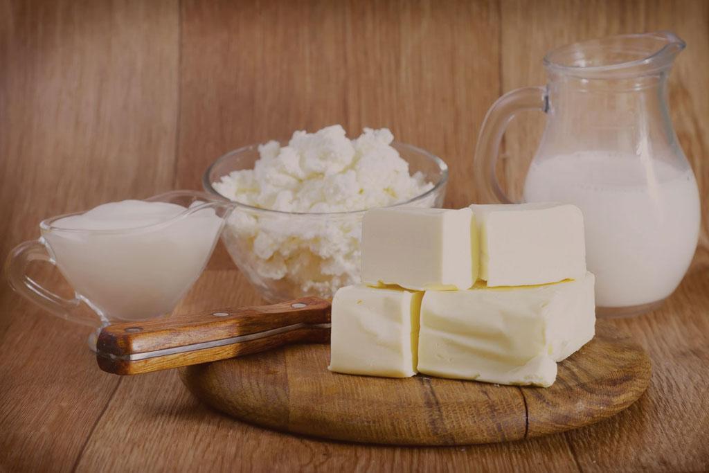 Сайт-каталог компании «МолВест» занимающейся производством молочной продукции.
