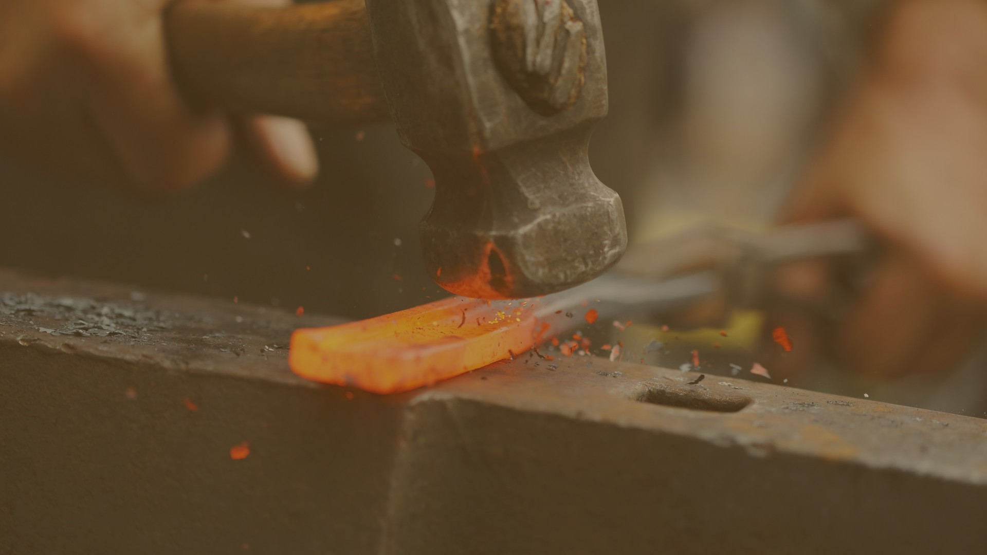 Pictures of a forge