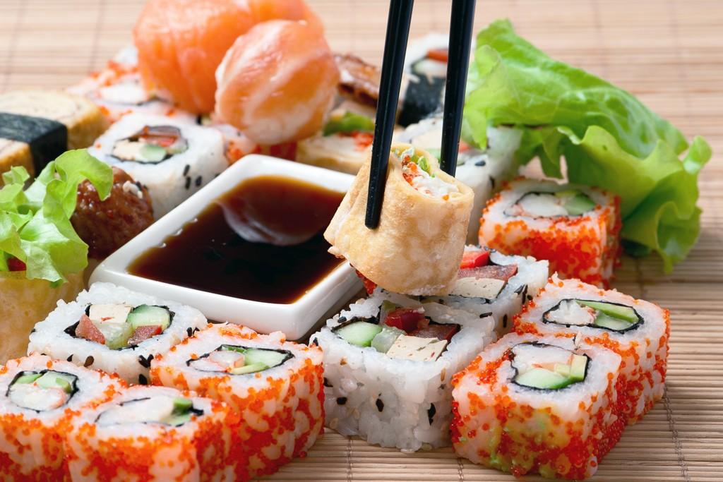 Сайт для суши-бара «Сушико»