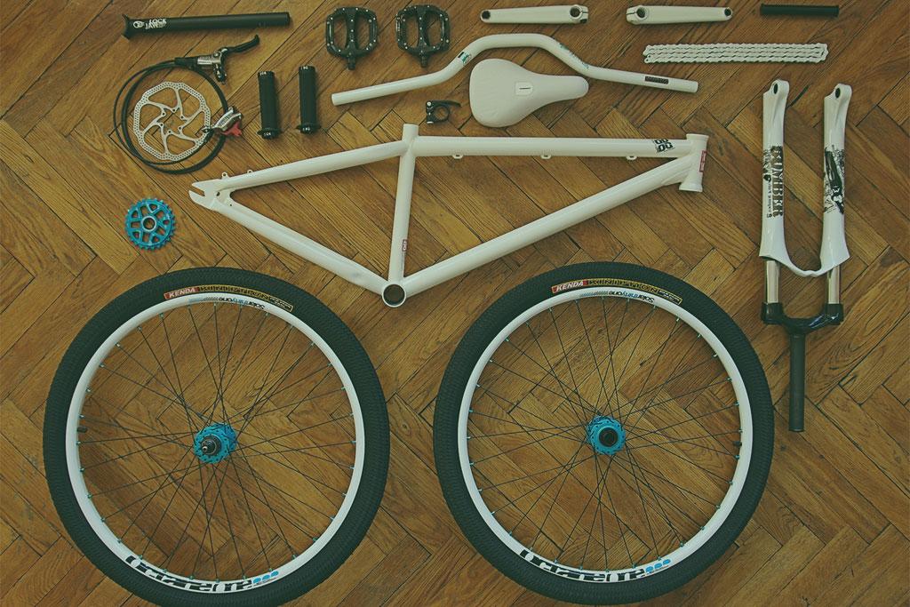 Создание интернет-магазина велосипедов и запчастей.